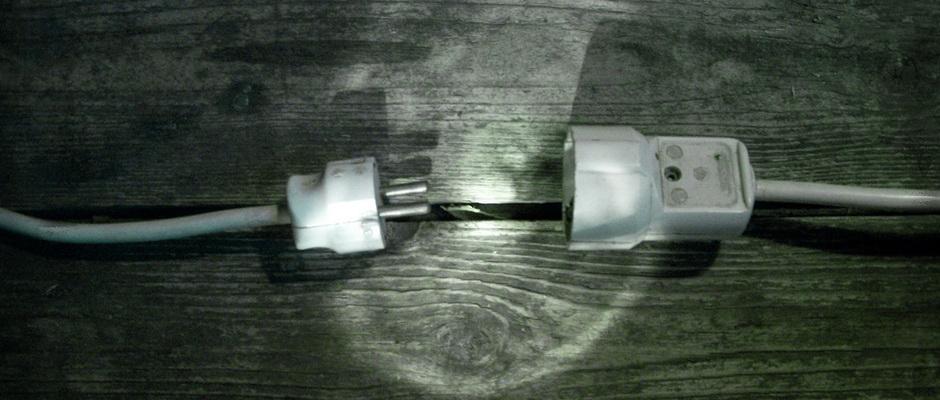 Kabelstecker und Dose