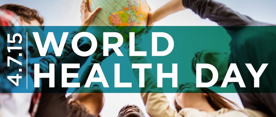 4. April im Kalender - Aktionstag der Gesundheit weltweit