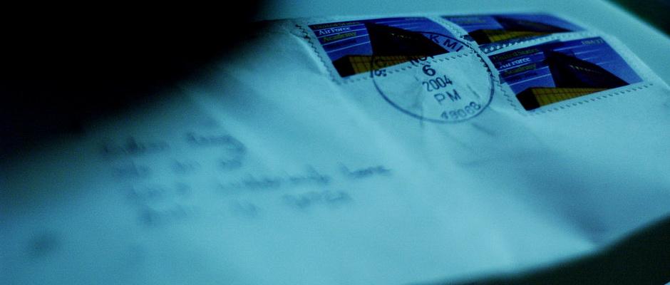 Brief an sich selbst