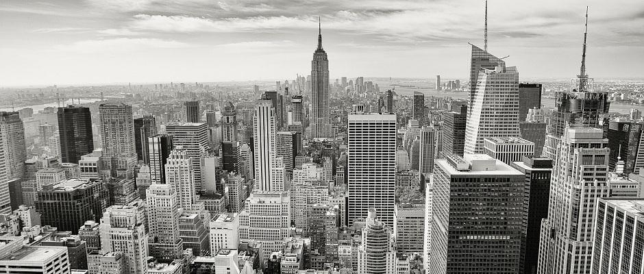 Ausblick auf Manhatten (New York)