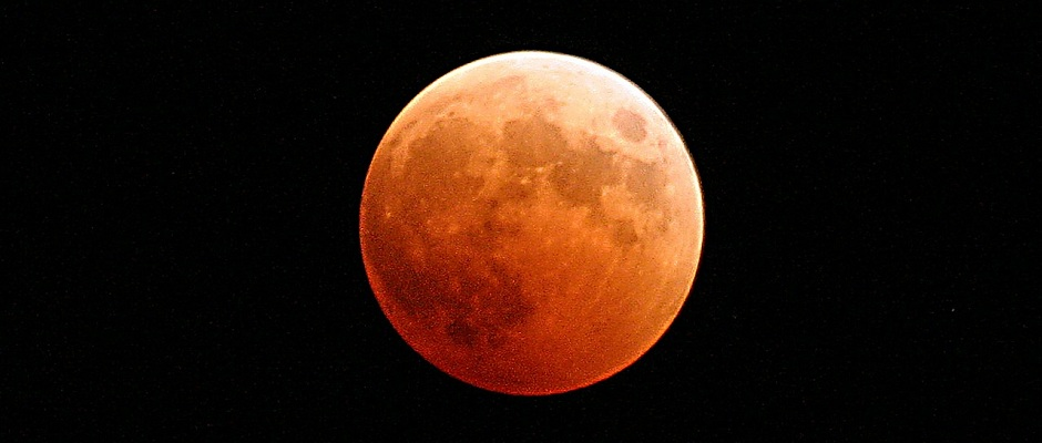 Roter Mond 2015