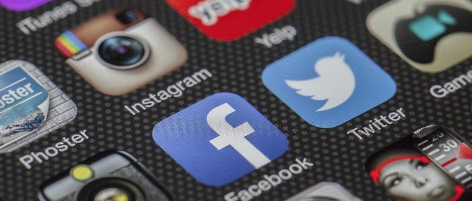Soziale Medien im Netz - Google +, YouTube, Instagram