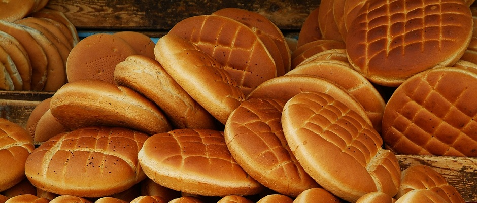 Arabisches Brot aus Tunesien