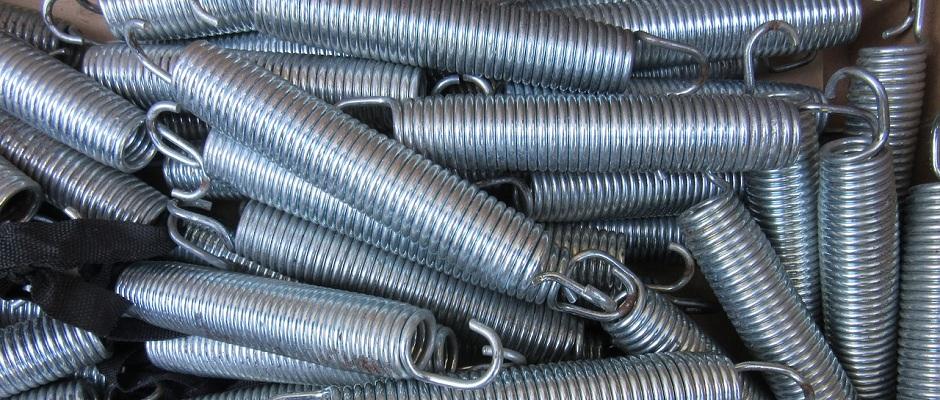 Stahlfedern