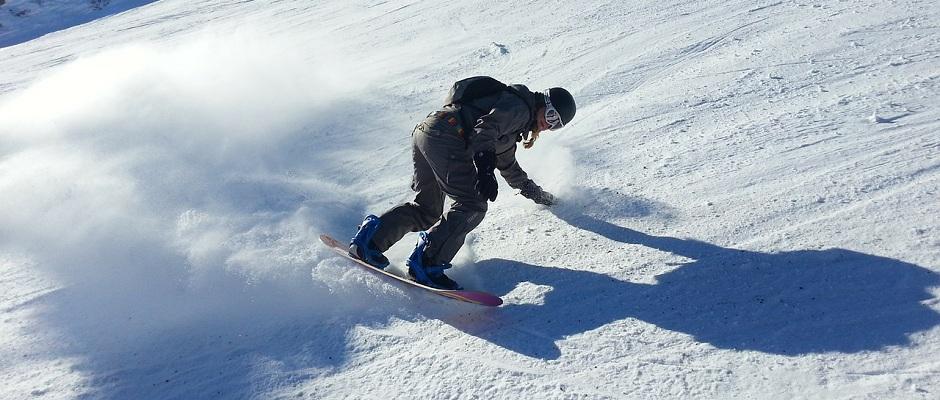 Snowboarden in Deutschland