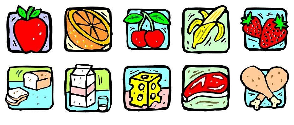 Lebensmittel – Obst – Früchte