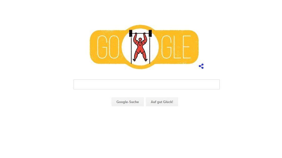 Paralympics Games Google Doodle