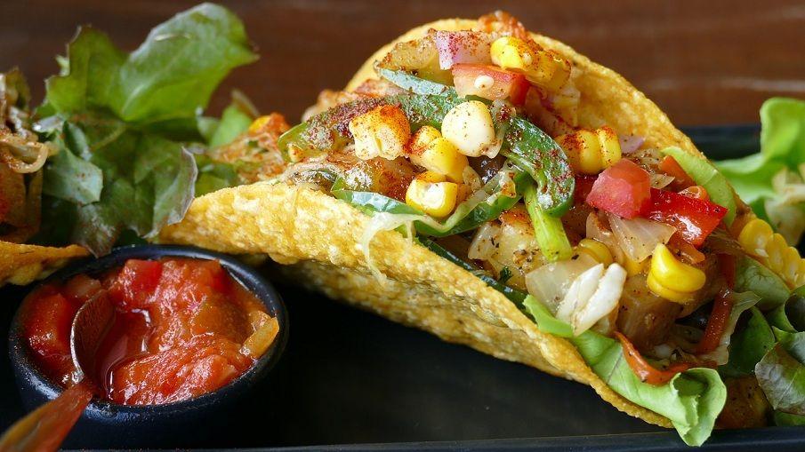 Taco (vegetarisch)