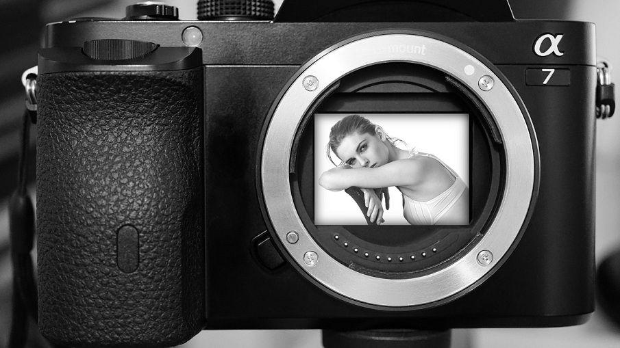 Sony Alpha Kamera
