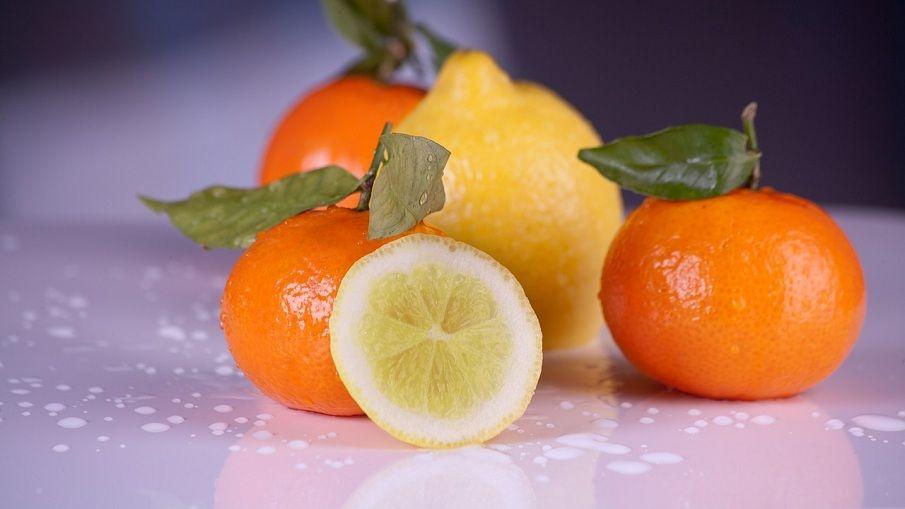 Zitrusfrüchte