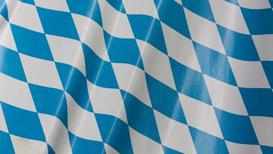 Staatsflagge Bayerns